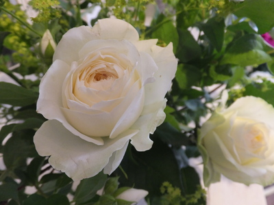 オークリーフ花の教室(篠崎さんの作品)_f0049672_1834851.jpg