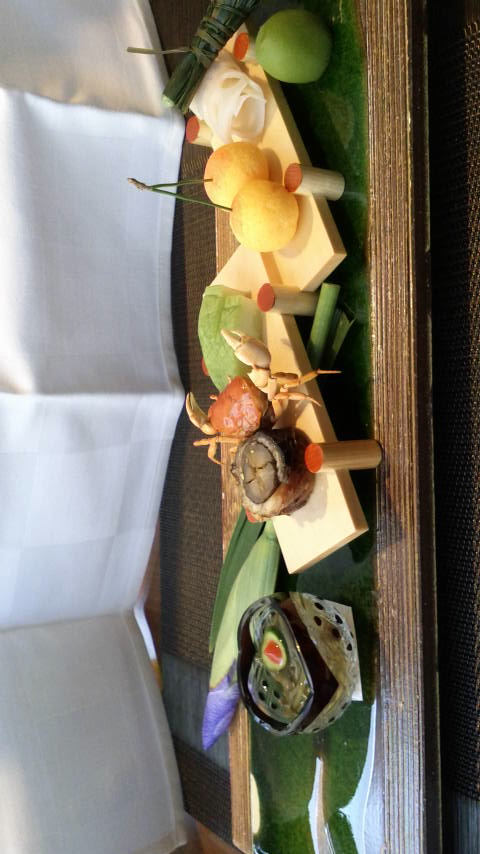 日航ホテル大阪・弁慶_d0339676_2059229.jpg