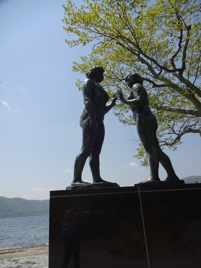 帰青今年2回目 【5/18】 快晴の十和田湖と奥入瀬渓流_d0061678_165226100.jpg