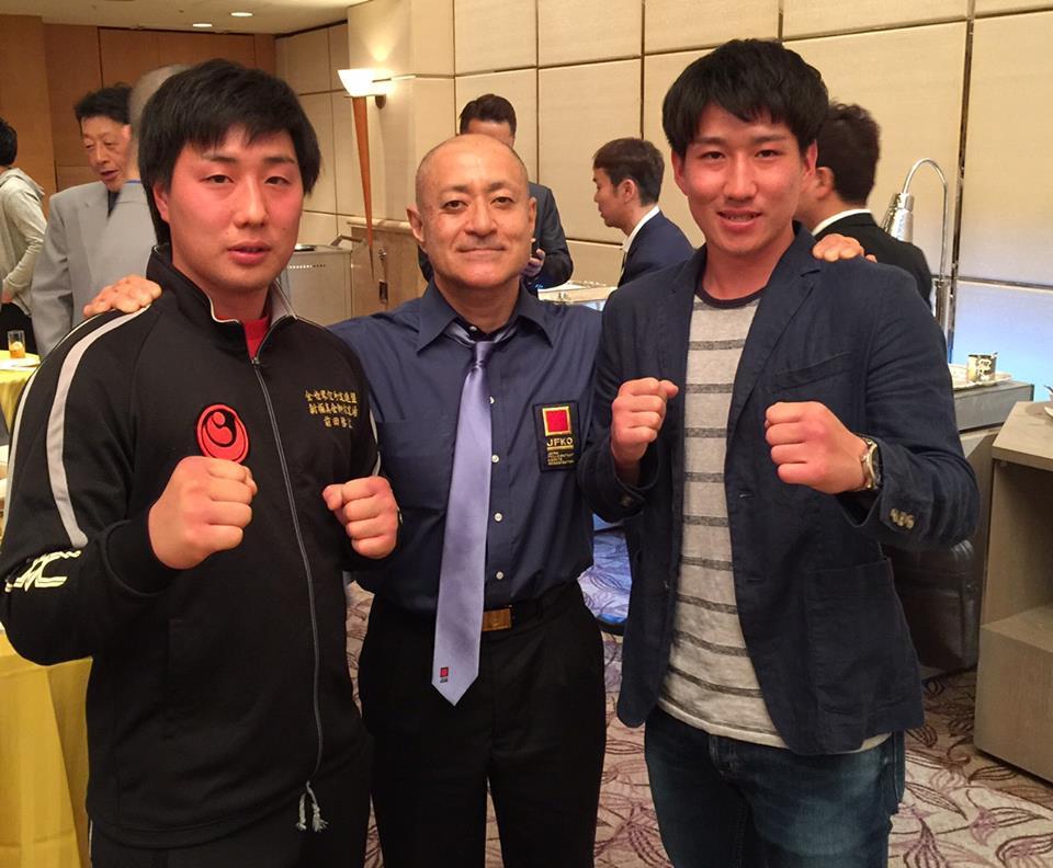 史上最大のオープントーナメント「第3回全日本フルコンタクト空手道選手権大会」が無事に終了出来ました。_c0186691_1142795.jpg