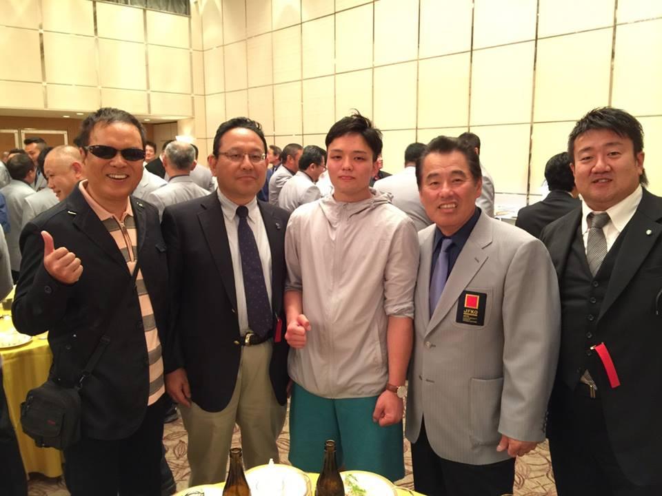 史上最大のオープントーナメント「第3回全日本フルコンタクト空手道選手権大会」が無事に終了出来ました。_c0186691_1144971.jpg