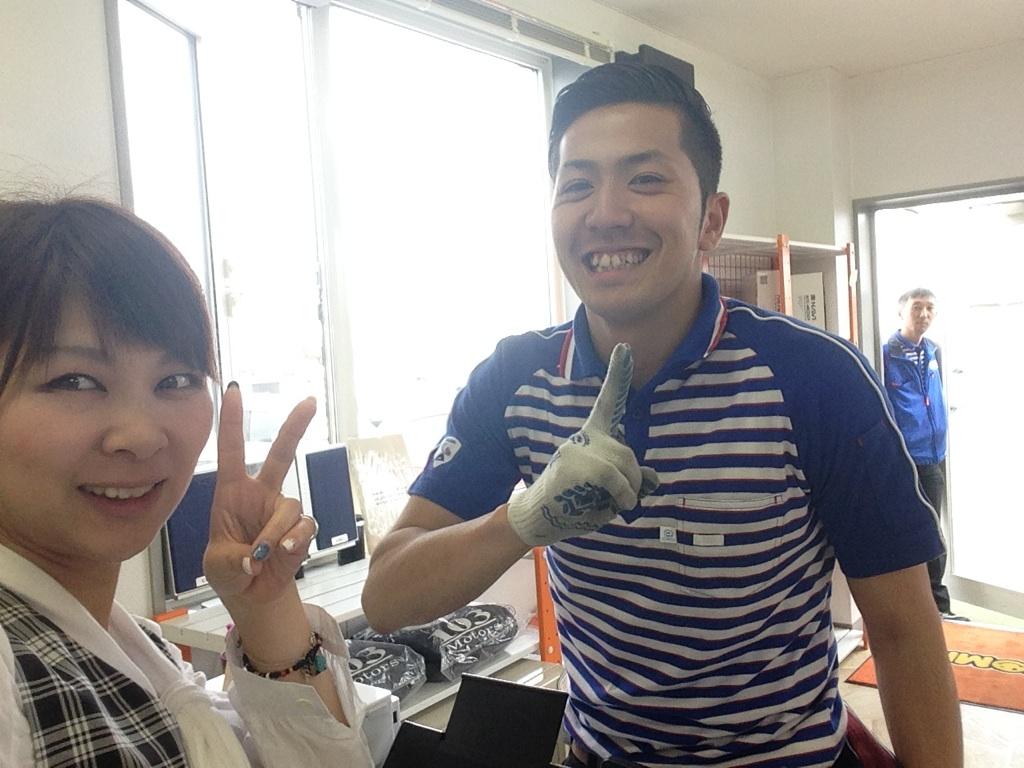 5月24日(火)☆TOMMYアウトレット☆あゆみブログ♪自社ローン・ローンサポート☆_b0127002_1731376.jpg
