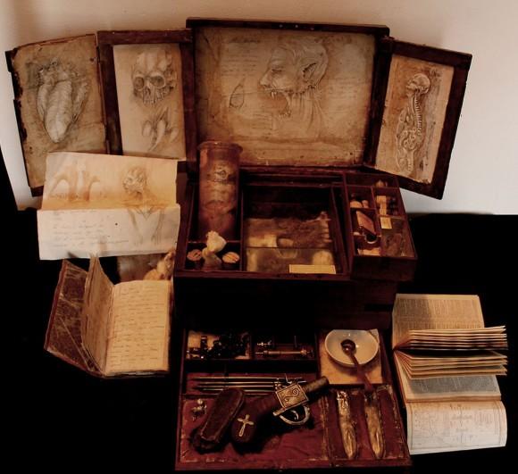 謎のトーマス・マーリン博物館:実は興味深いのはそのマーリンそのものだった!_a0348309_8341457.jpg
