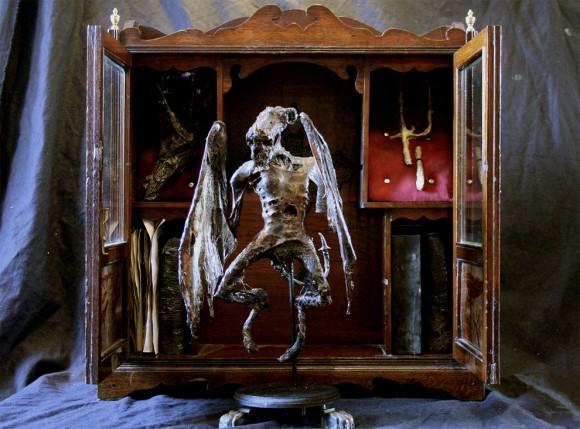 謎のトーマス・マーリン博物館:実は興味深いのはそのマーリンそのものだった!_a0348309_8394249.jpg