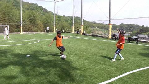 ゆるUNO 5/15(日)  at UNOフットボールファーム(新コート)_a0059812_131516.jpg
