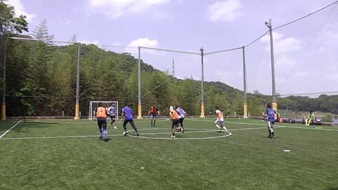 ゆるUNO 5/15(日)  at UNOフットボールファーム(新コート)_a0059812_144016.jpg