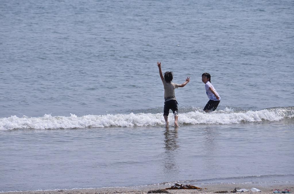 由比ヶ浜 Sunday afternoon_d0065116_22523369.jpg