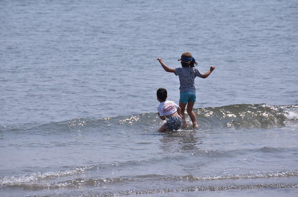 由比ヶ浜 Sunday afternoon_d0065116_22525973.jpg
