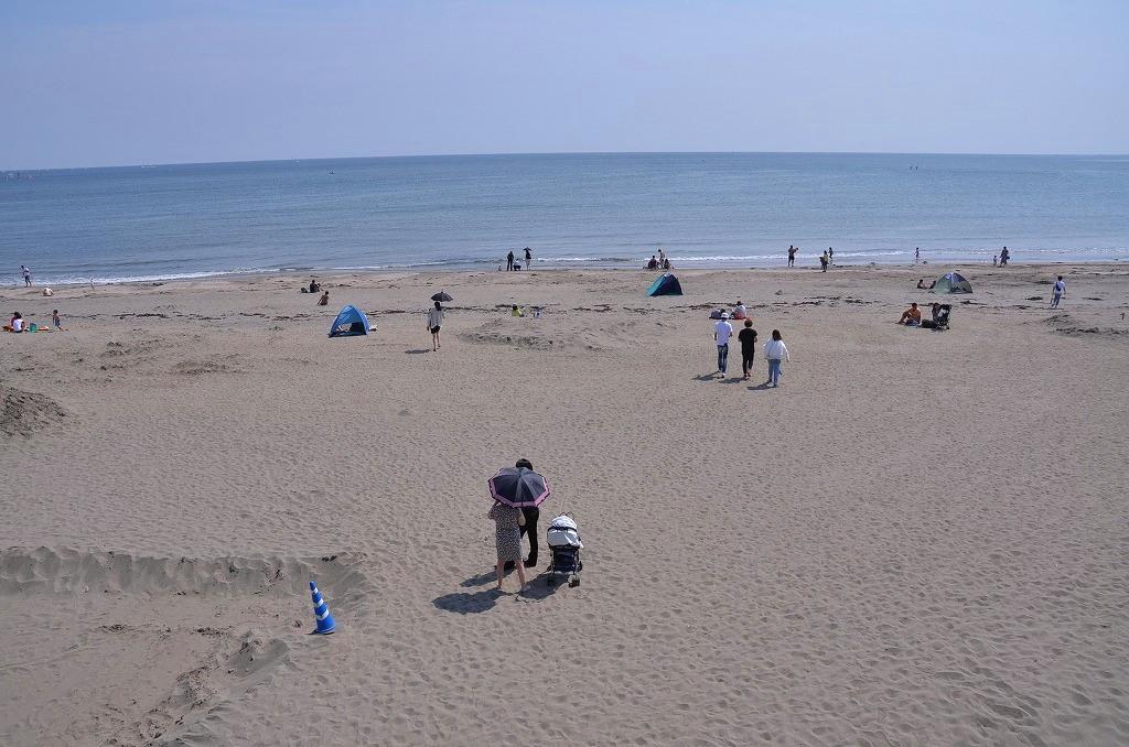 由比ヶ浜 Sunday afternoon_d0065116_22535266.jpg