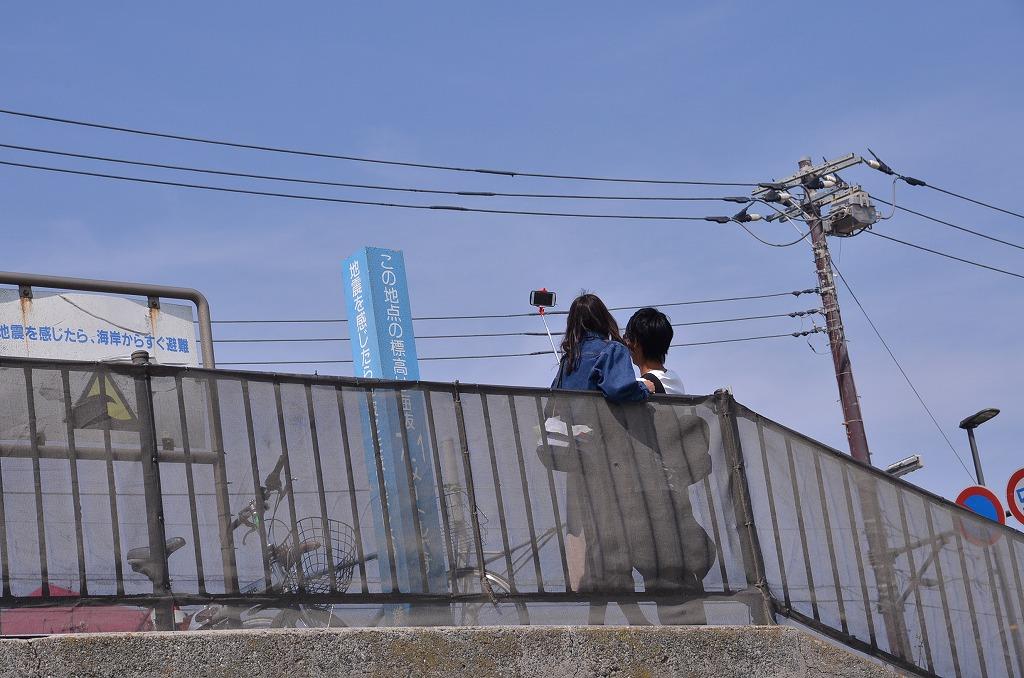 由比ヶ浜 Sunday afternoon_d0065116_22544039.jpg