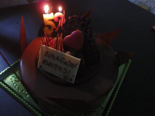 チョコレートケーキ!_f0178416_15165819.jpg