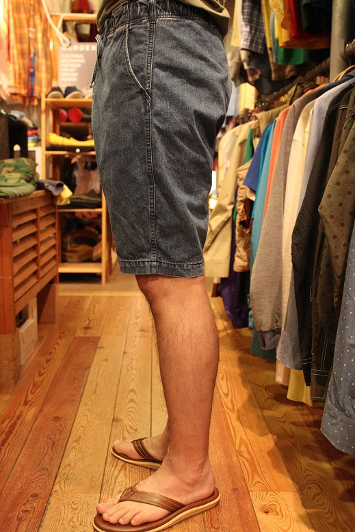 "orSlow ""FATIGUE & EASY SHORT PANTS\"" ご紹介_f0191324_946399.jpg"