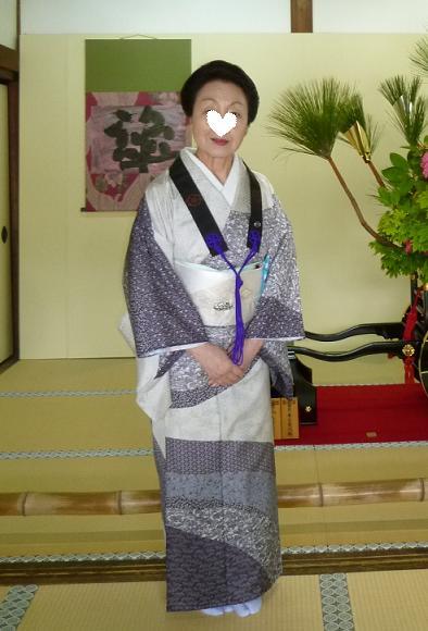 東京からのお客様・御室流いけばな展の続き。_f0181251_17175258.jpg