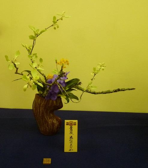 東京からのお客様・御室流いけばな展の続き。_f0181251_17191435.jpg