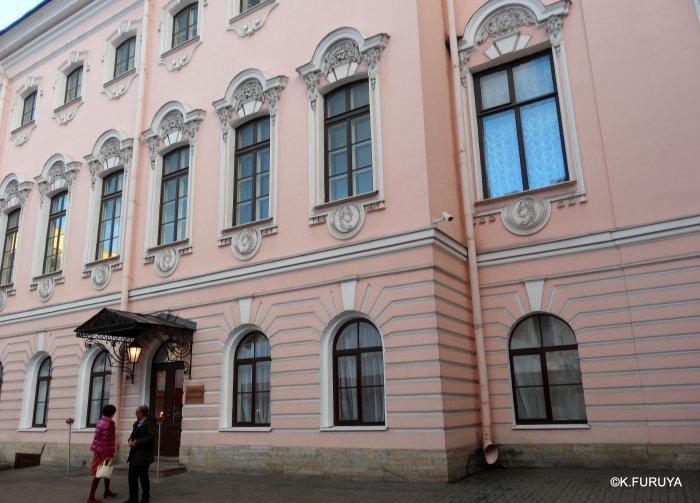 ロシアの旅 7  ストロガノフ宮殿でビーフストロガノフ♪_a0092659_19271029.jpg
