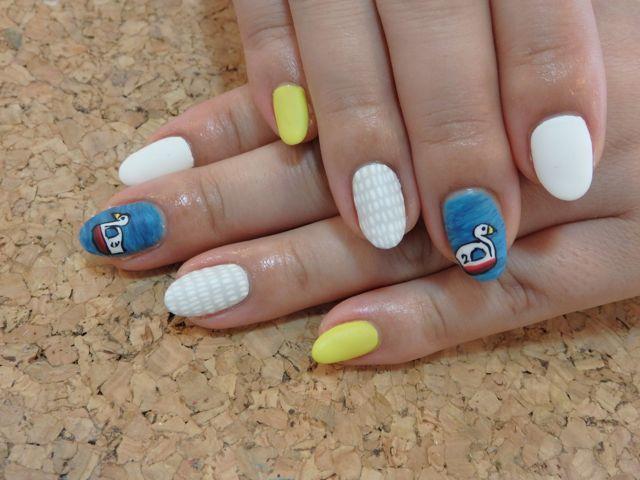 Swan Nail_a0239065_15314774.jpg