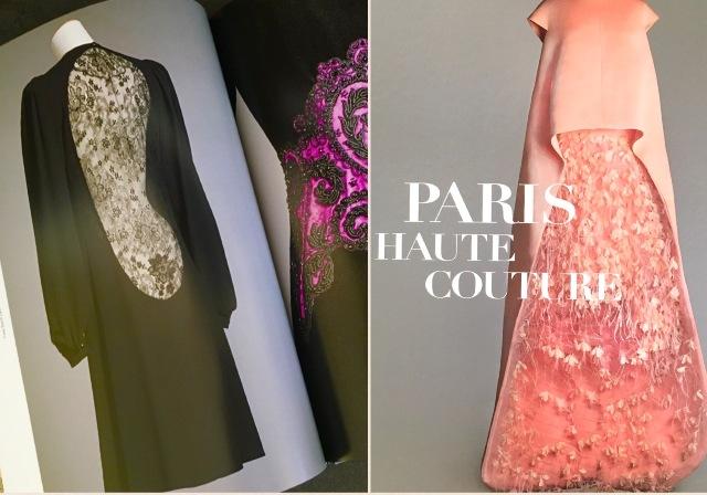 PARISオートクチュール世界に一つだけの服展にて♡_a0138976_15455834.jpg