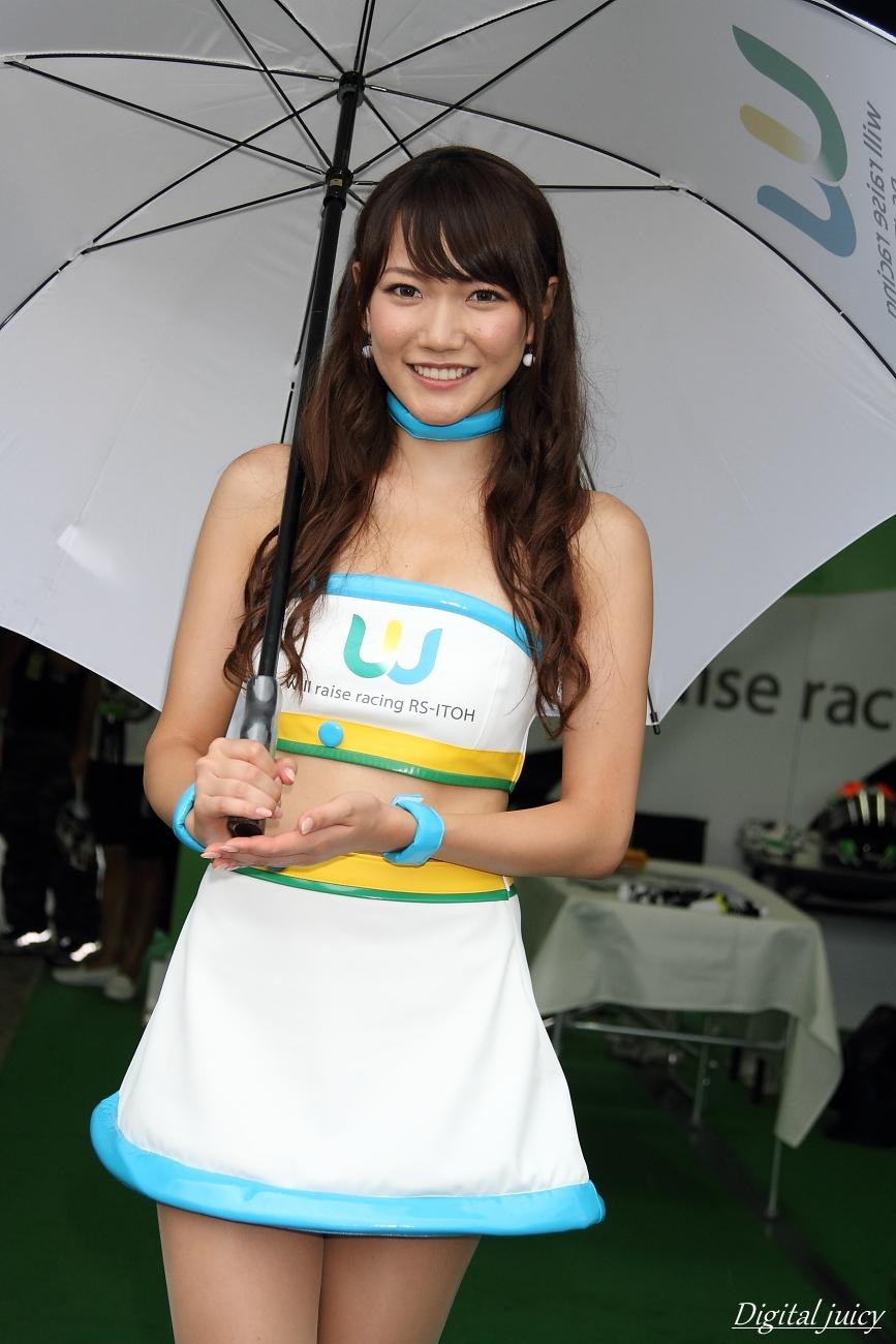 森園れん さん(Will Raise Racing Girls)_c0216181_22304445.jpg