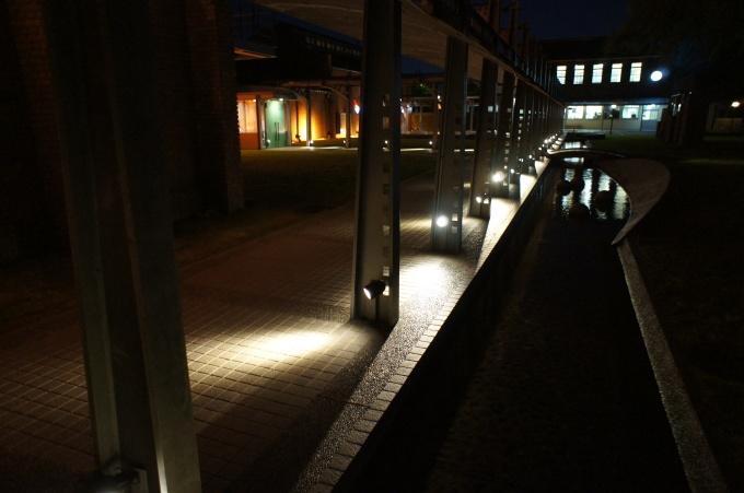 【金沢の夜景】市民芸術村にて_b0369489_21314029.jpg