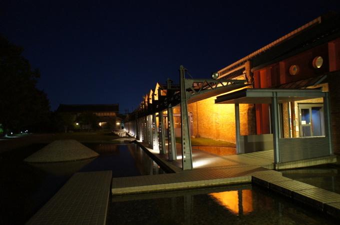 【金沢の夜景】市民芸術村にて_b0369489_21355114.jpg