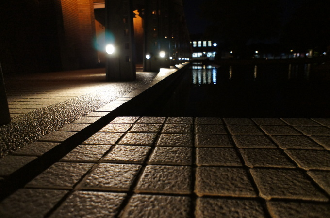 【金沢の夜景】市民芸術村にて_b0369489_21381928.jpg