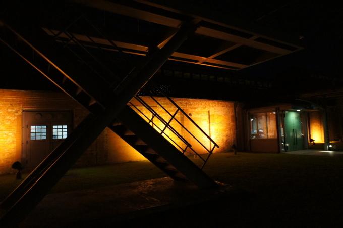 【金沢の夜景】市民芸術村にて_b0369489_21420456.jpg