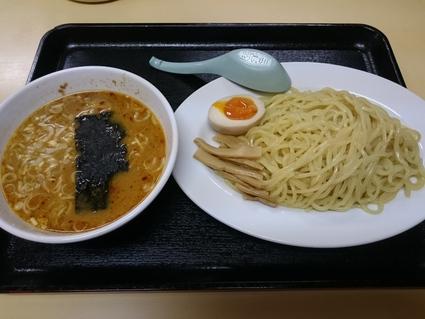 5/24 みそつけ麺¥670@大王亭_b0042308_2158874.jpg