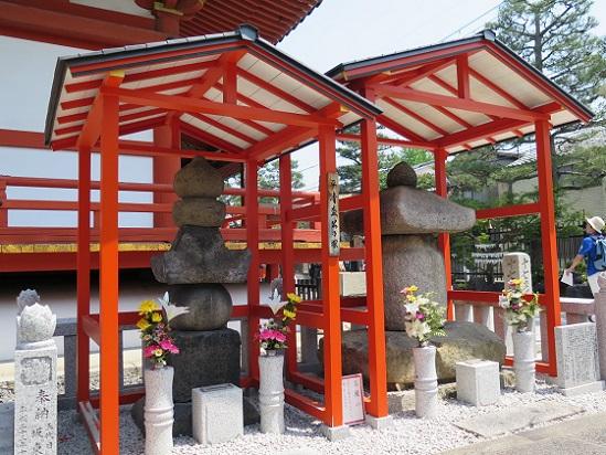 京都、六波羅密寺_c0192215_2139779.jpg