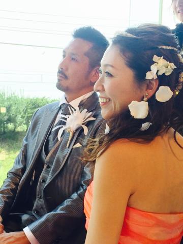 結婚式♡_a0153945_17263223.jpg