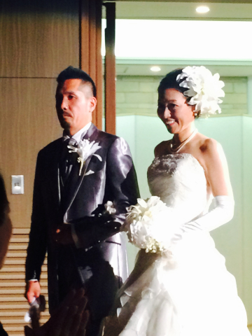 結婚式♡_a0153945_17263277.jpg