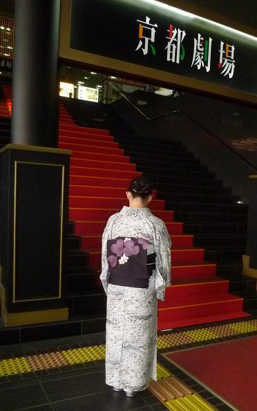 ファッションカンタータのお客様・涼しげな単衣。_f0181251_1883349.jpg