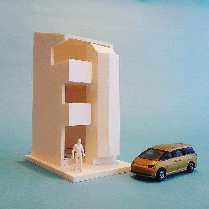 「亀戸の家」プラン提案_f0230666_1737418.jpg