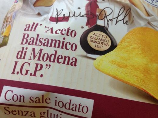 イタリアンなポテトチップス_a0136671_025987.jpg