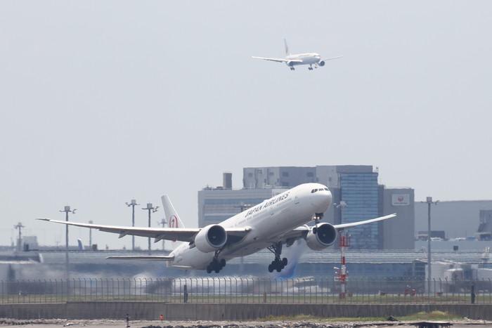 5月22日 羽田空港_c0247982_6202552.jpg