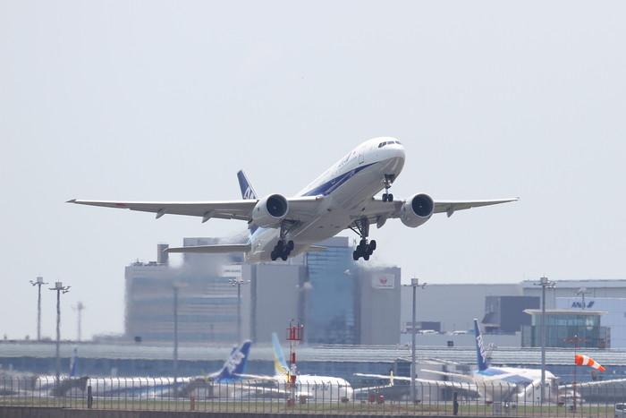 5月22日 羽田空港_c0247982_6233544.jpg