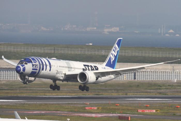 5月22日 羽田空港_c0247982_6361953.jpg