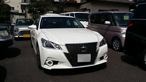 クラウン車検_e0288784_21515653.jpg
