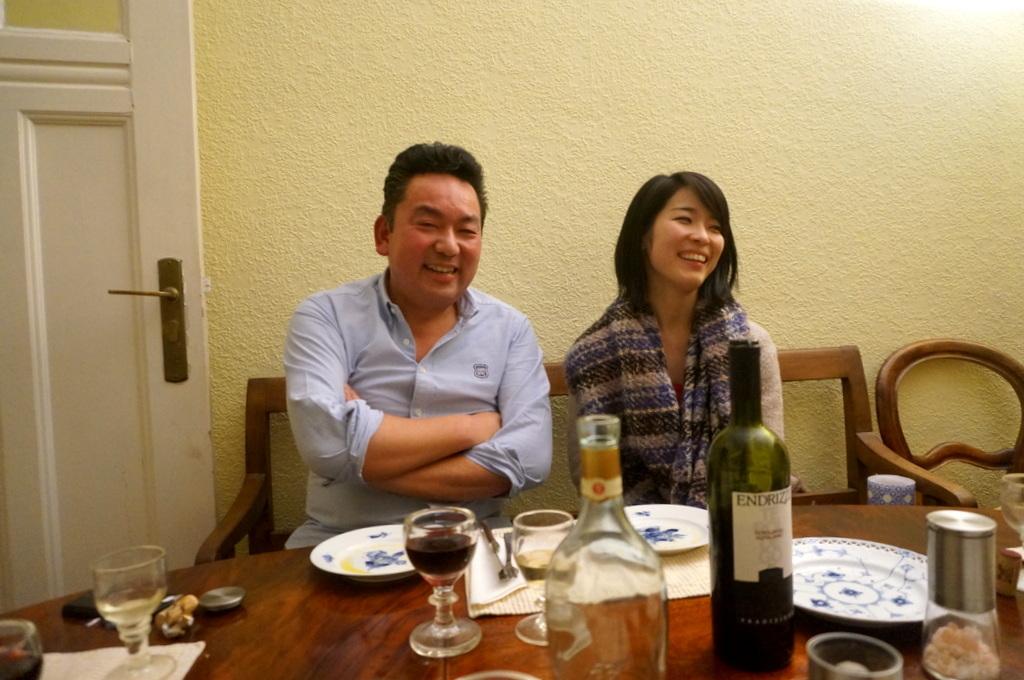 3/14の晩餐とKEBT室内楽リハーサル。_c0180686_16592071.jpg