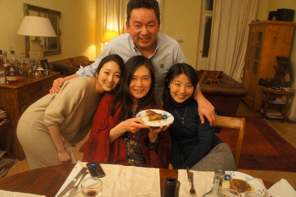 3/14の晩餐とKEBT室内楽リハーサル。_c0180686_17002840.jpg