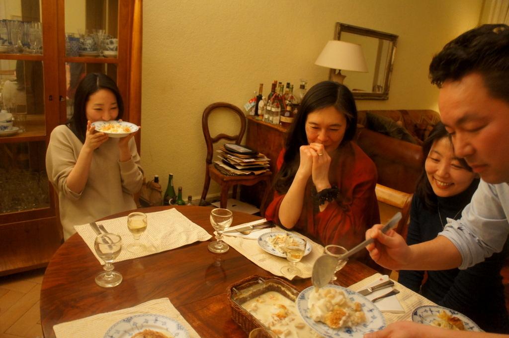 3/14の晩餐とKEBT室内楽リハーサル。_c0180686_17005060.jpg