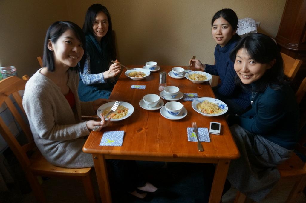 3/14の晩餐とKEBT室内楽リハーサル。_c0180686_17050270.jpg