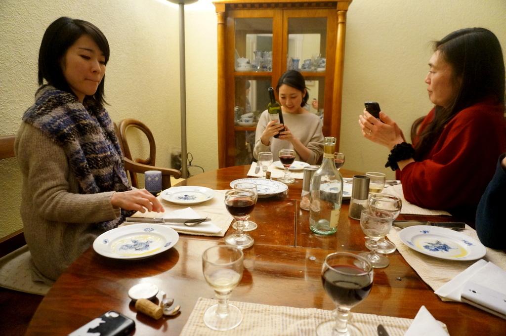 3/14の晩餐とKEBT室内楽リハーサル。_c0180686_17443883.jpg