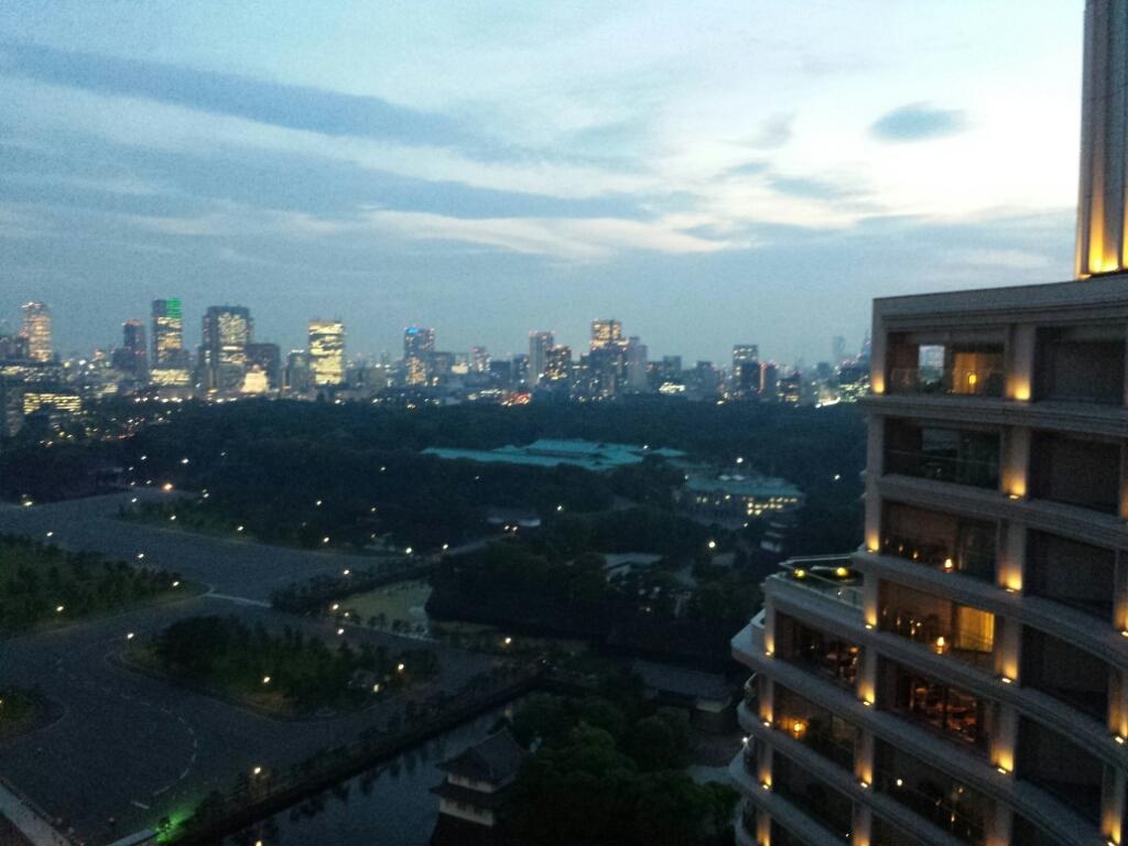 パレスホテルは素敵♪_d0339889_12401115.jpg