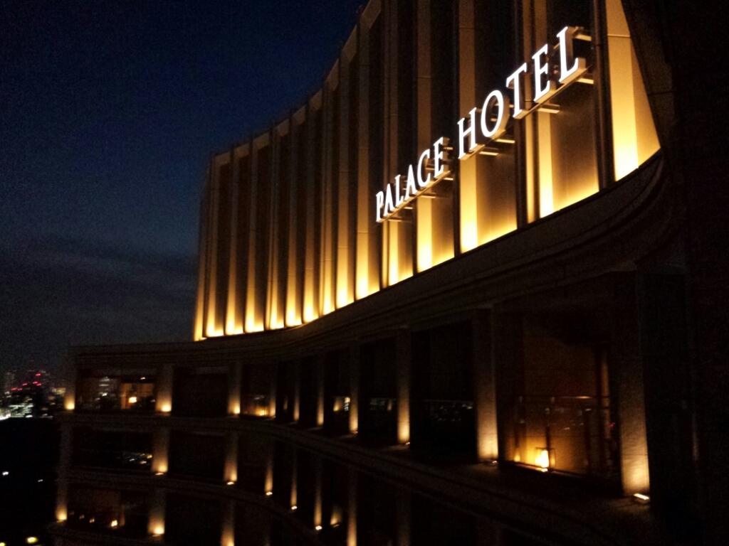 パレスホテルは素敵♪_d0339889_12402172.jpg