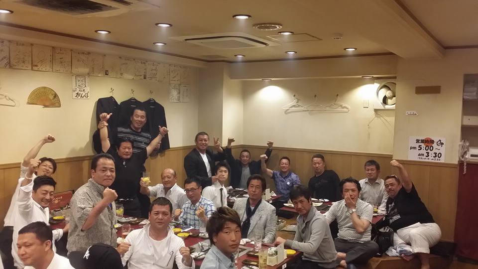最高の仲間と、来年また大坂でお会いできるのを楽しみにしています!有難うございました。_c0186691_9482571.jpg