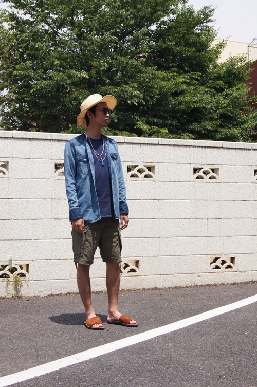 nonnative - Military Shorts Style._c0079892_214076.jpg
