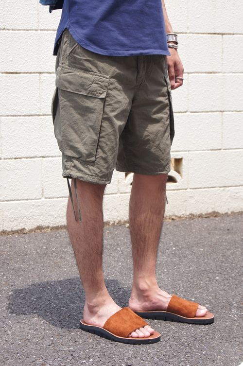 nonnative - Military Shorts Style._c0079892_2173282.jpg