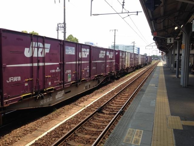 さすがDD51の聖地、興奮収まらず撮りまくり@JR四日市駅_a0334793_00021705.jpg