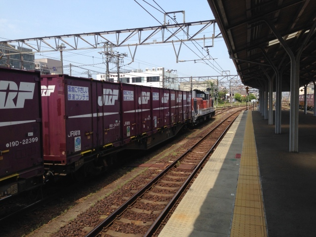 さすがDD51の聖地、興奮収まらず撮りまくり@JR四日市駅_a0334793_00045249.jpg