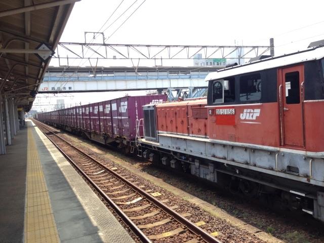 さすがDD51の聖地、興奮収まらず撮りまくり@JR四日市駅_a0334793_00054162.jpg
